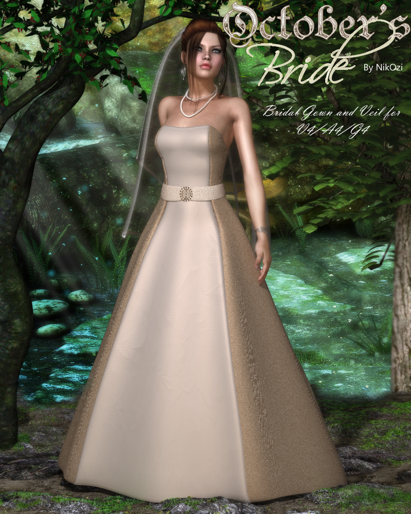 Octobers Bride for V4-A4-G4