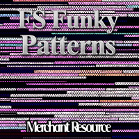 FS Funky Patterns 3D Models 2D Graphics FrozenStar