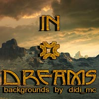 In Dreams 3D Models 2D didi_mc