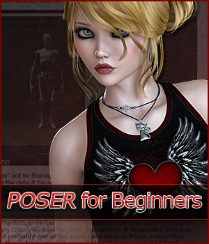 SV Poser for Beginners Tutorial Tutorials : Learn 3D Sveva