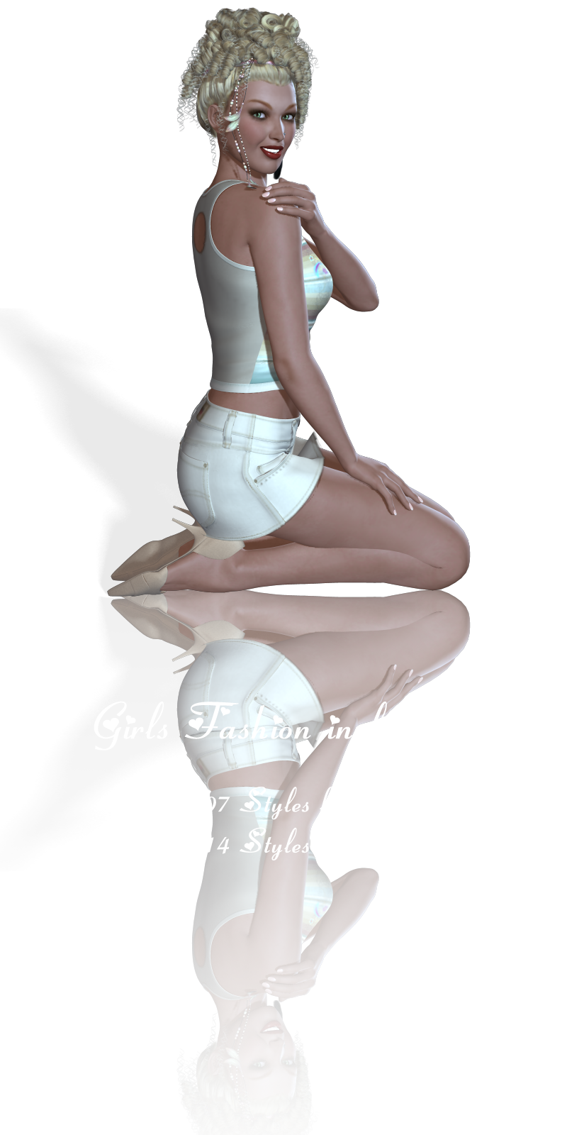 "Girls Fashion for ""Hot South III"" by boundless"
