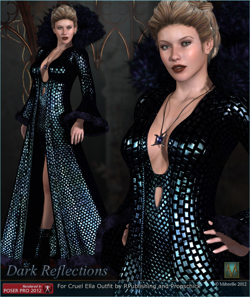 MRL Dark Reflections for Cruel Ella Outfit