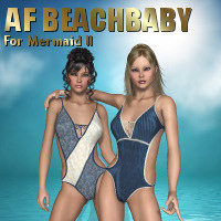 AF BeachBaby Clothing Themed Software Angelsfury2004
