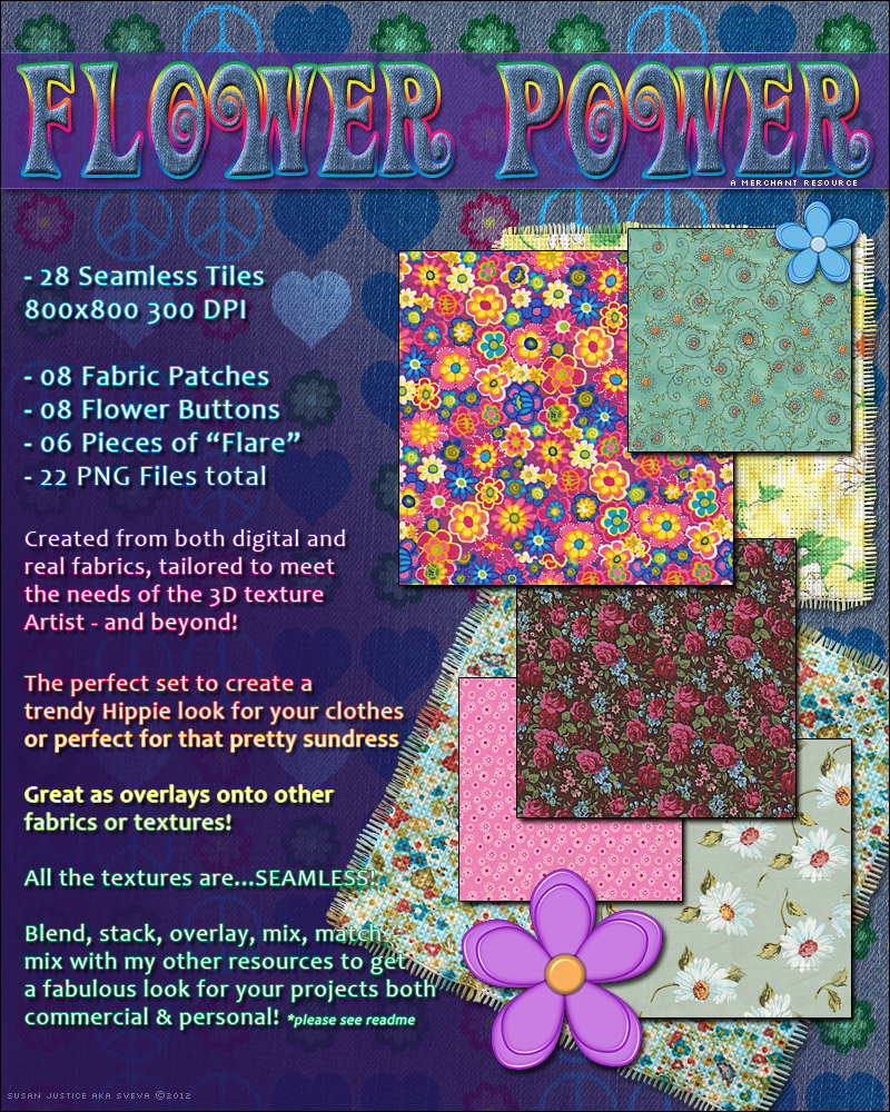 Merchant Resource: Flower Power
