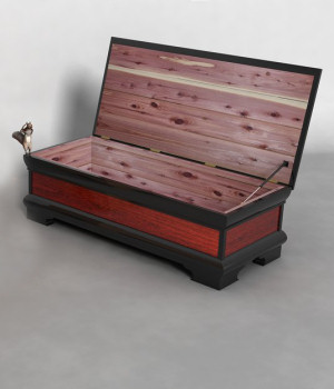Furniture Set One, Blanket Chest 3D Models DreamlandModels