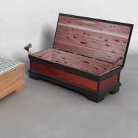 Furniture Set One, Blanket Chest image 3