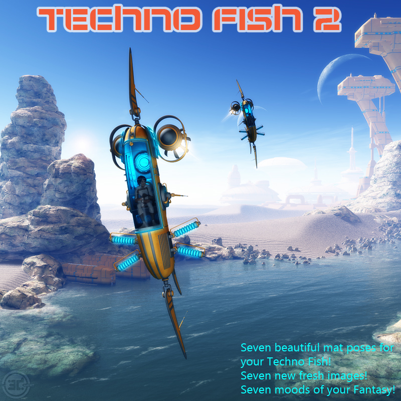 Techno Fish 2