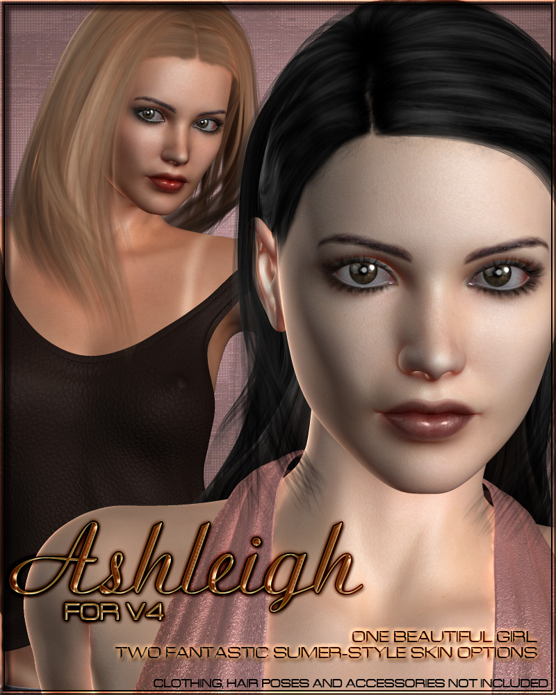 Ashleigh for V4