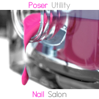 Nail Salon for Poser Software 2D And/Or Merchant Resources Themed Biscuits