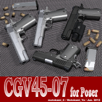 CGV45-07 for Poser Themed motokamishii