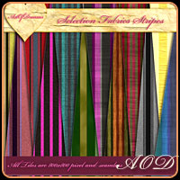 Selection- Fabrics Stripes 2D ArtOfDreams