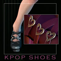 KPop Shoes for V4/Genesis Footwear mada