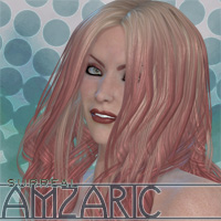 Surreal Amzaric 3D Figure Essentials surreality