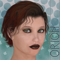 Surreal Orion 3D Figure Essentials 3D Models surreality