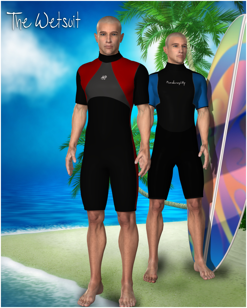 Wet Suit for Tyler