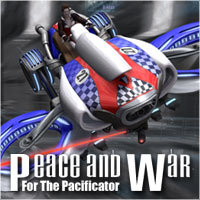 Peace and War for the Pacificator by Powerage  ile-avalon