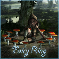Fairy Ring 3D Models Software vikike176