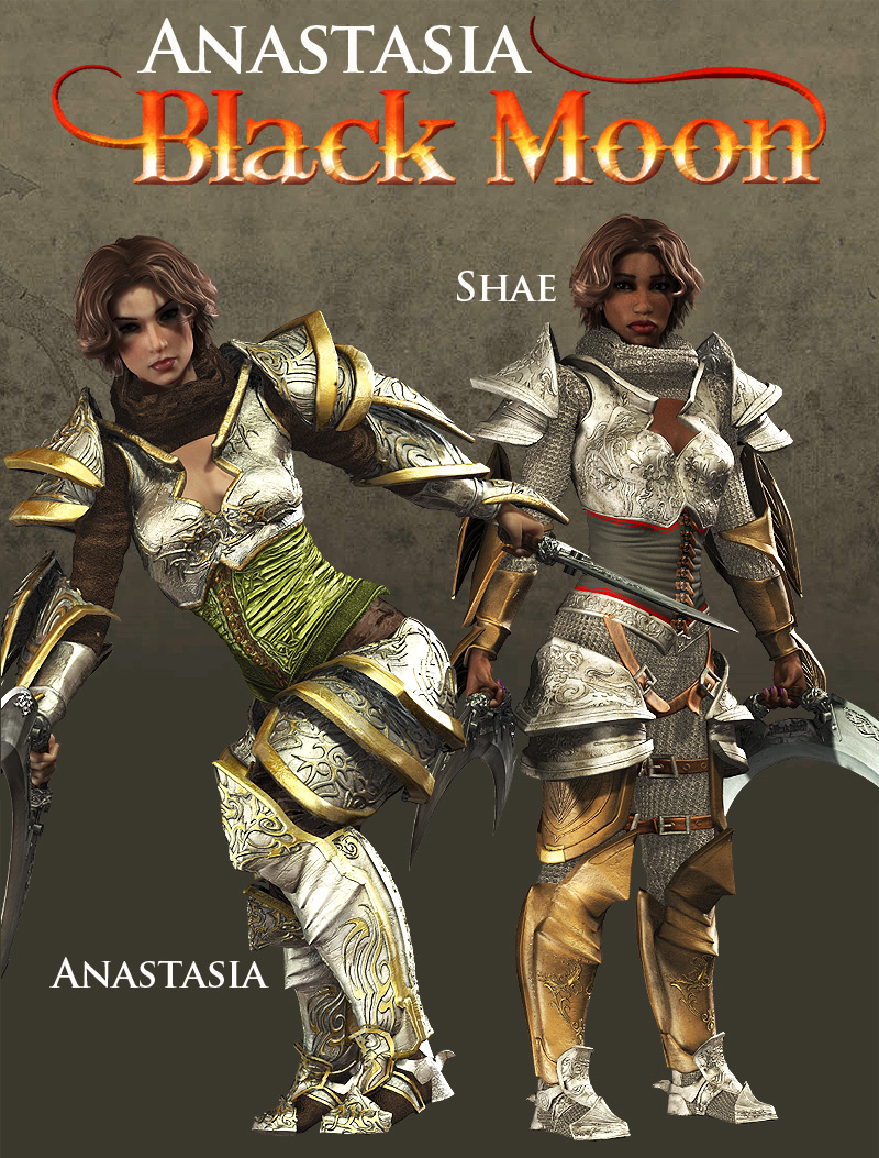 Anastasia: Black Moon