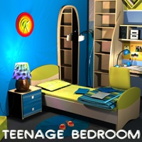 Teenage Bedroom 3D Models greenpots