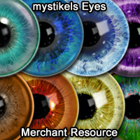 Mystikels Eyes - Merchant Resource 2D And/Or Merchant Resources mystikel
