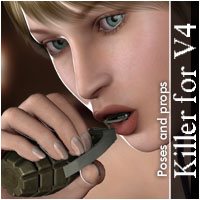 Killer by halcyone