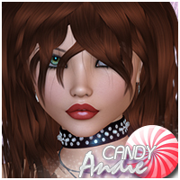 Candy Andie 3D Figure Essentials Sveva