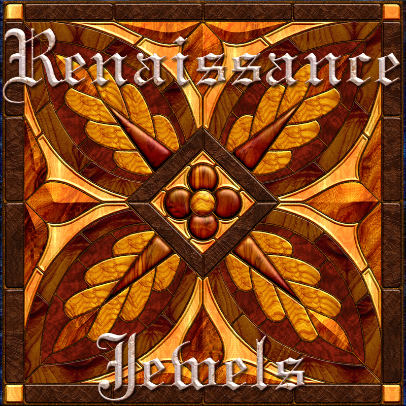 Harvest Moons Renaissance Jewels