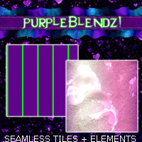 Addendum PurpleBlendz! 2D Graphics Merchant Resources 3DSublimeProductions