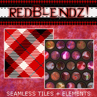 Addendum RedBlendz! 2D And/Or Merchant Resources 3DSublimeProductions