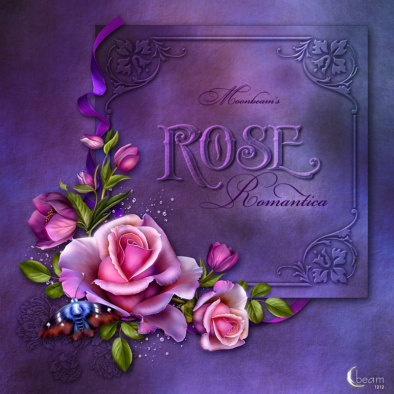 Moonbeams Rose Romantica