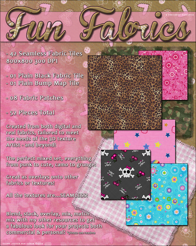 Merchant Resource: Fun Fabrics