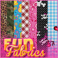 Merchant Resource: Fun Fabrics 2D And/Or Merchant Resources Sveva