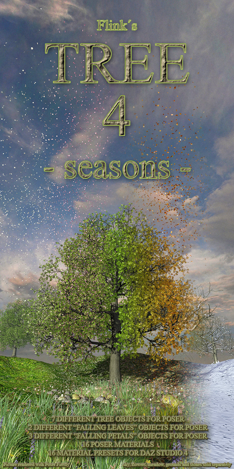 Flinks Tree 4 -seasons-