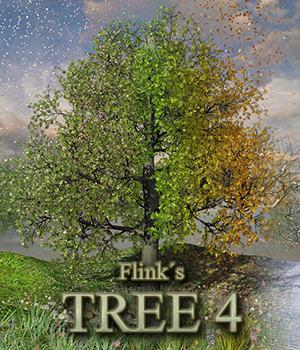 Flinks Tree 4 -seasons- 3D Models Flink