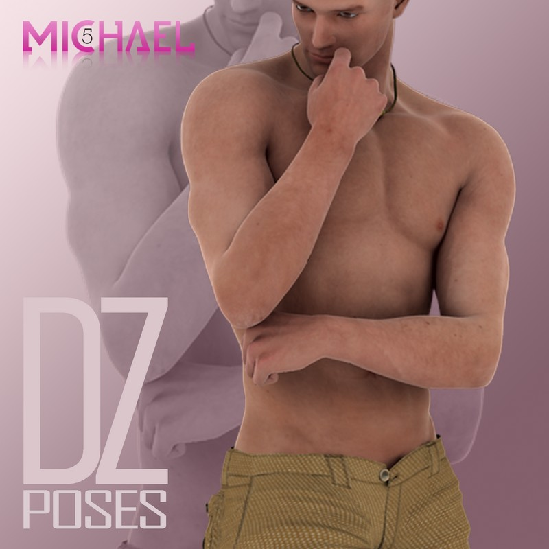 DZ For M5 Pose Set 3