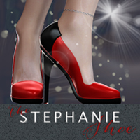 Stephanie Shoes For V4 3D Figure Essentials PandyGirl