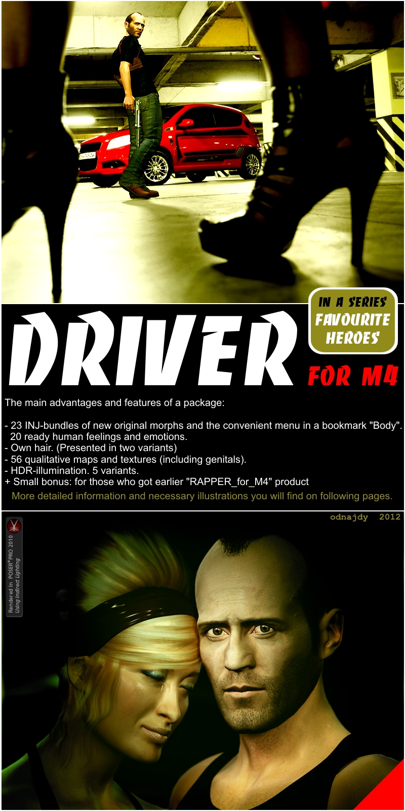 DRIVER for M4