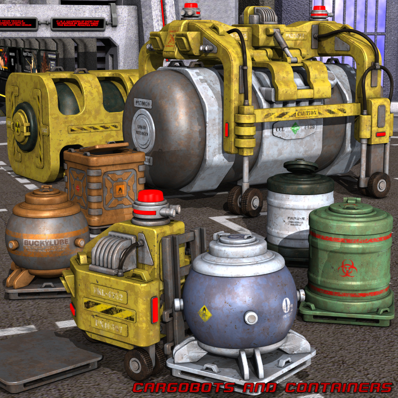 Cargobots And Containers