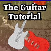 The Guitar Tutorials : Learn 3D Fugazi1968