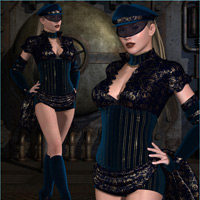 MRL Dark Reflections2 for Steampunk Outfit image 1