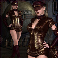 MRL Dark Reflections2 for Steampunk Outfit image 3