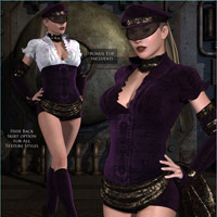 MRL Dark Reflections2 for Steampunk Outfit image 5