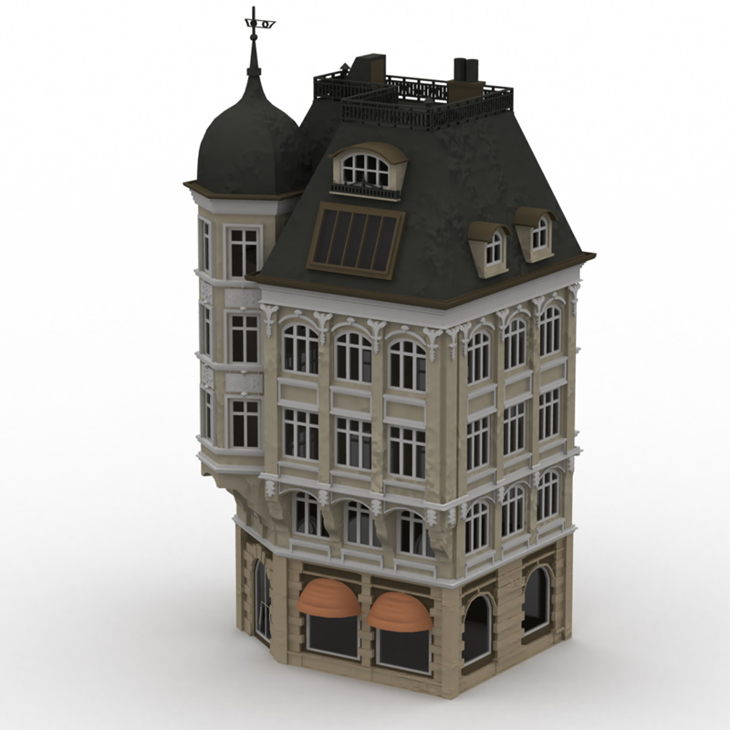 Bankhaus (for Lightwave)