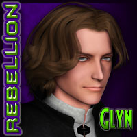 REBELLION: Glyn Hair Themed Silverwind-Designs