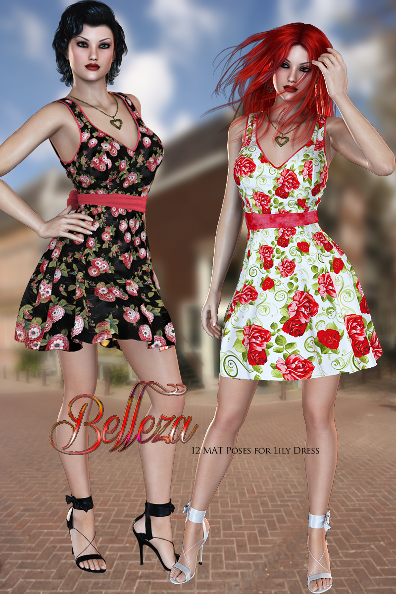 Belleza for Lily Dress