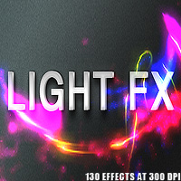 Light FX 2D 3D Models designfera