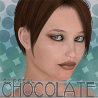 Surreal Chocolate 3D Models 3D Figure Essentials surreality