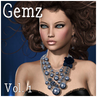 Gemz Vol. 1 Accessories Propschick