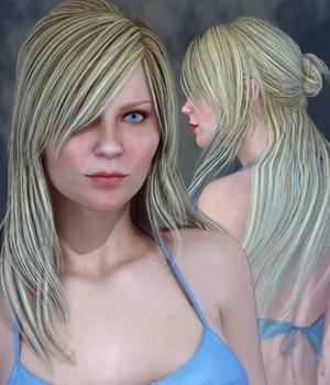 SAV Eirene Hair by StudioArtVartanian