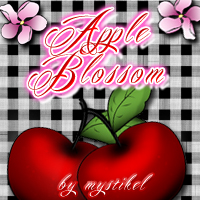 Apple Blossom MR 2D mystikel